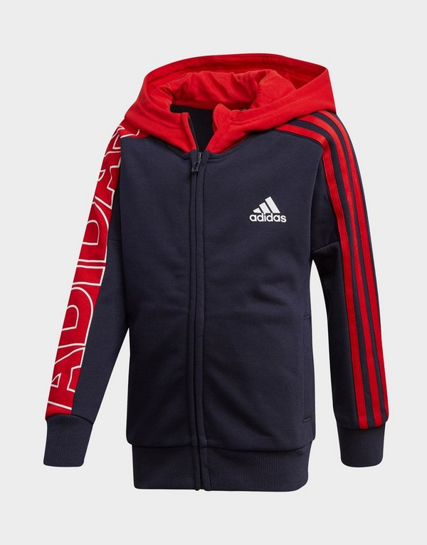 adidas Performance Branded Knit Jacket