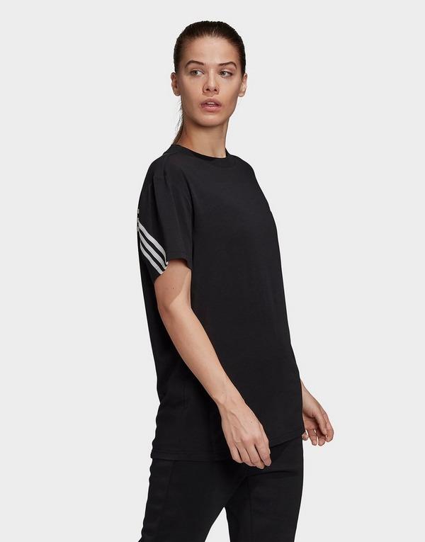 Acheter Black adidas Performance t shirt must haves 3 stripes