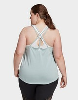 adidas Tunic Tank Top (Plus Size)