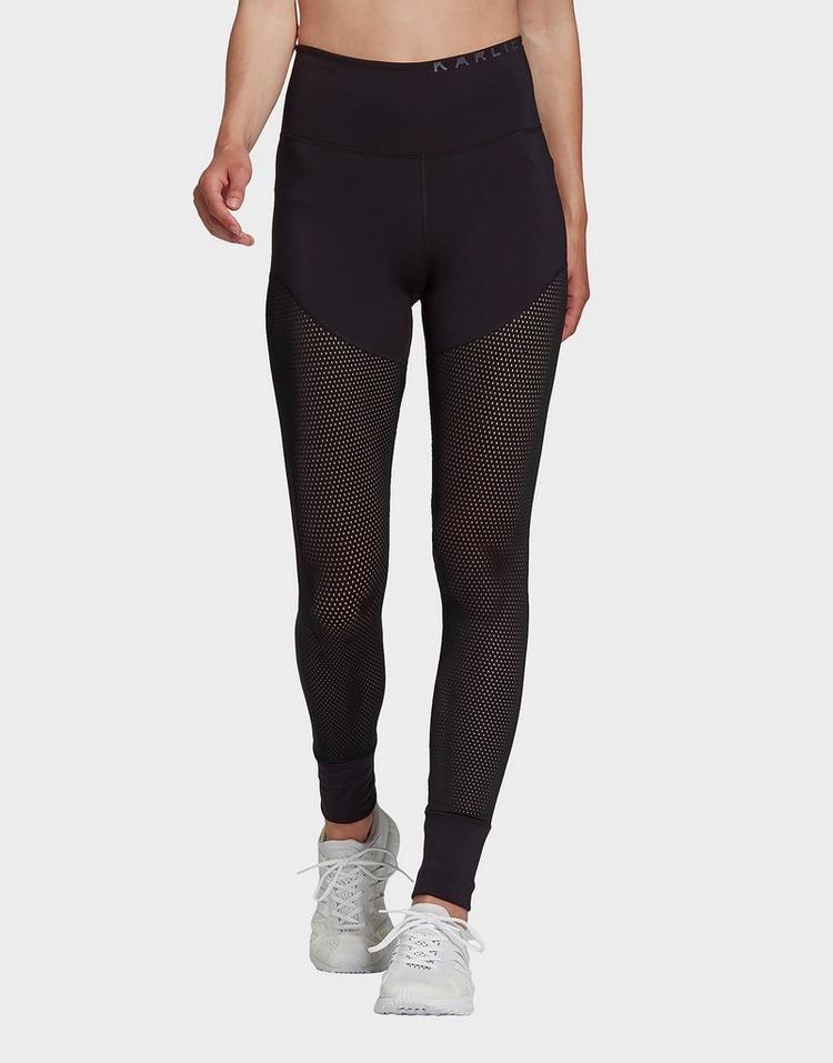 adidas Karlie Kloss Mesh High-Waist Long Leggings