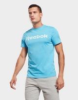 Reebok t-shirt graphic series linear logo