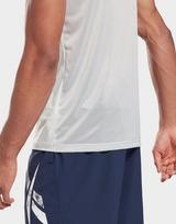 Reebok t-shirt sans manches workout ready activchill