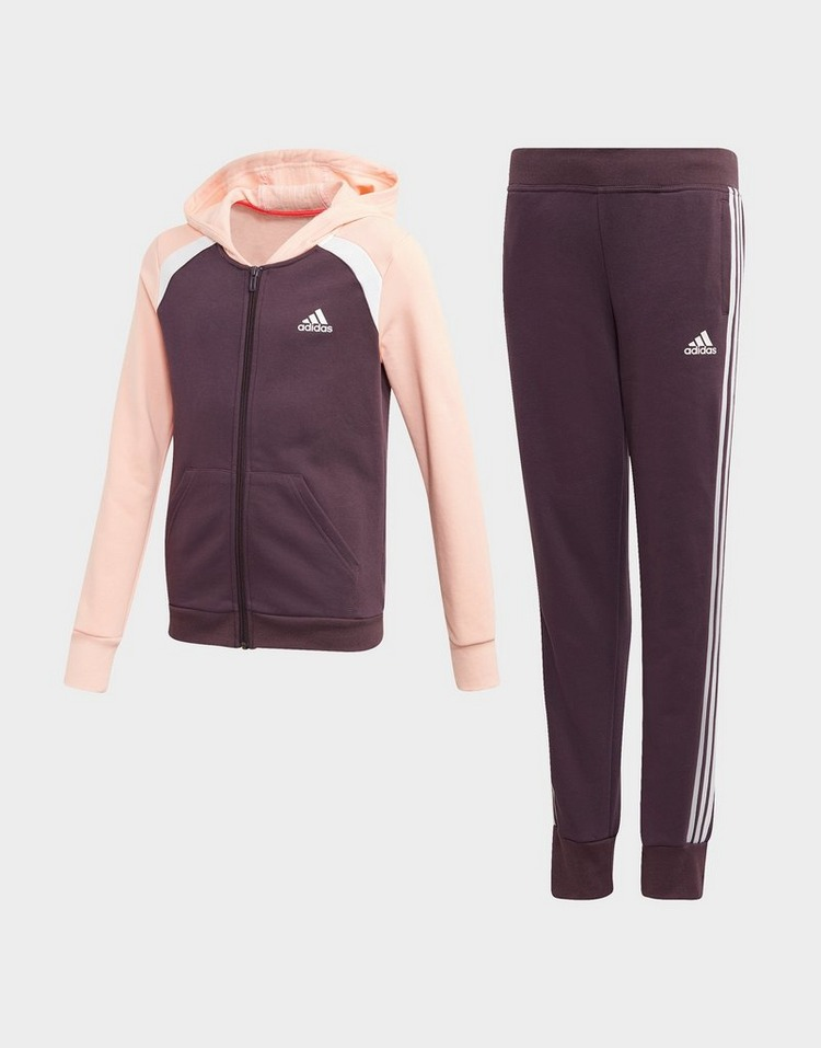 adidas Hooded Cotton Tracksuit