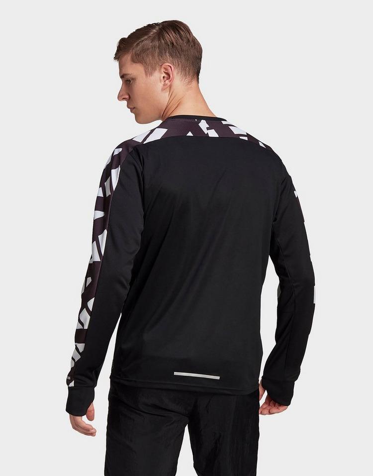 adidas Own The Run Celebration Sweatshirt