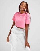 adidas Originals Repeat Trefoil Crop T-Shirt