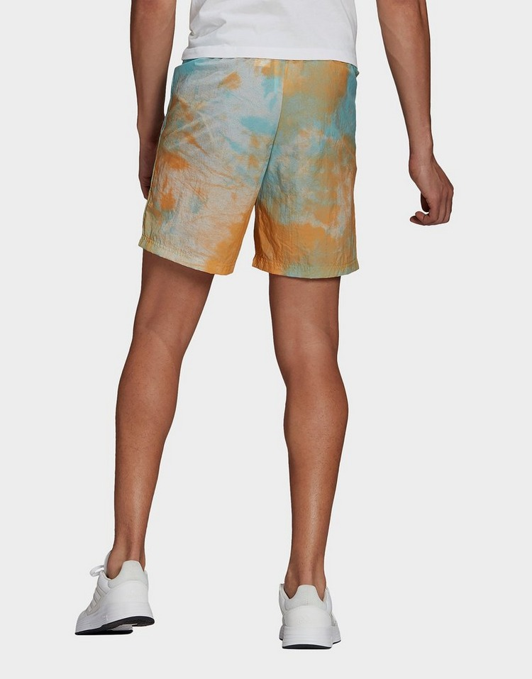 adidas Essentials Tie-Dyed Inspirational Shorts
