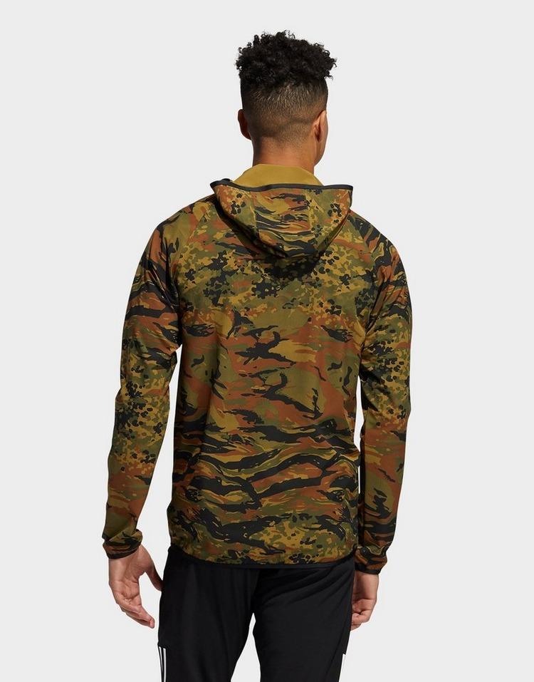 adidas Freelift Camouflage Training Hoodie