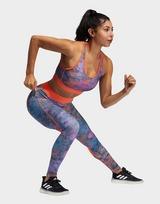 adidas Techfit Mid-Rise Floral Leggings
