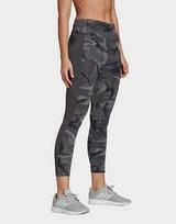 adidas AEROREADY Designed 2 Move Camouflage High-Rise 7/8 Leggings