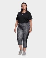 adidas U4U AEROREADY 7/8 Leggings (Plus Size)