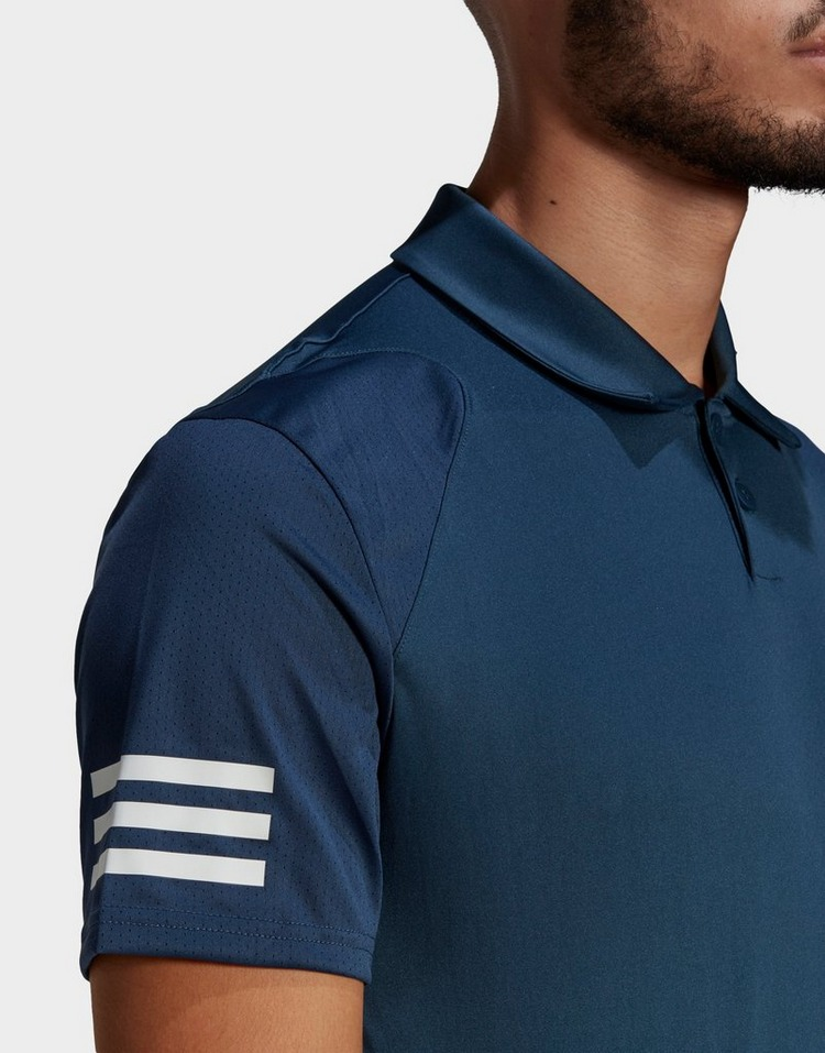 adidas Tennis Club  3-Stripes Polo Shirt