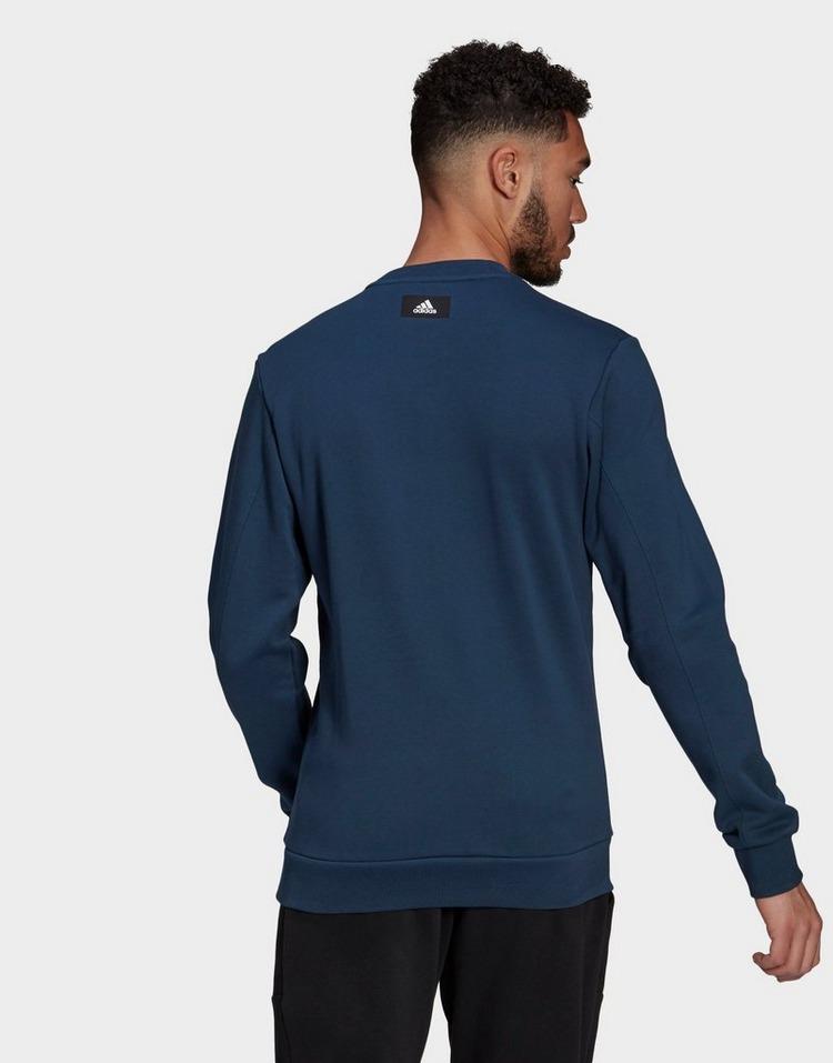 adidas Sportswear Graphic Crew Sweatshirt