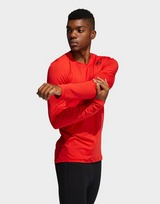 adidas Techfit Compression Long-Sleeve Top
