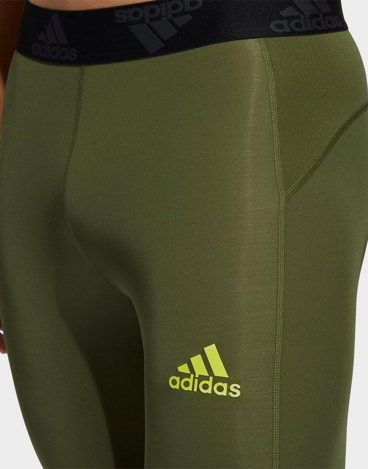 adidas Techfit 3-Stripes Long Tights