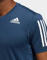adidas Techfit 3-Stripes Fitted T-Shirt