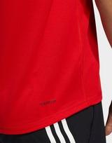 adidas FreeLift Badge of Sport Graphic Tee
