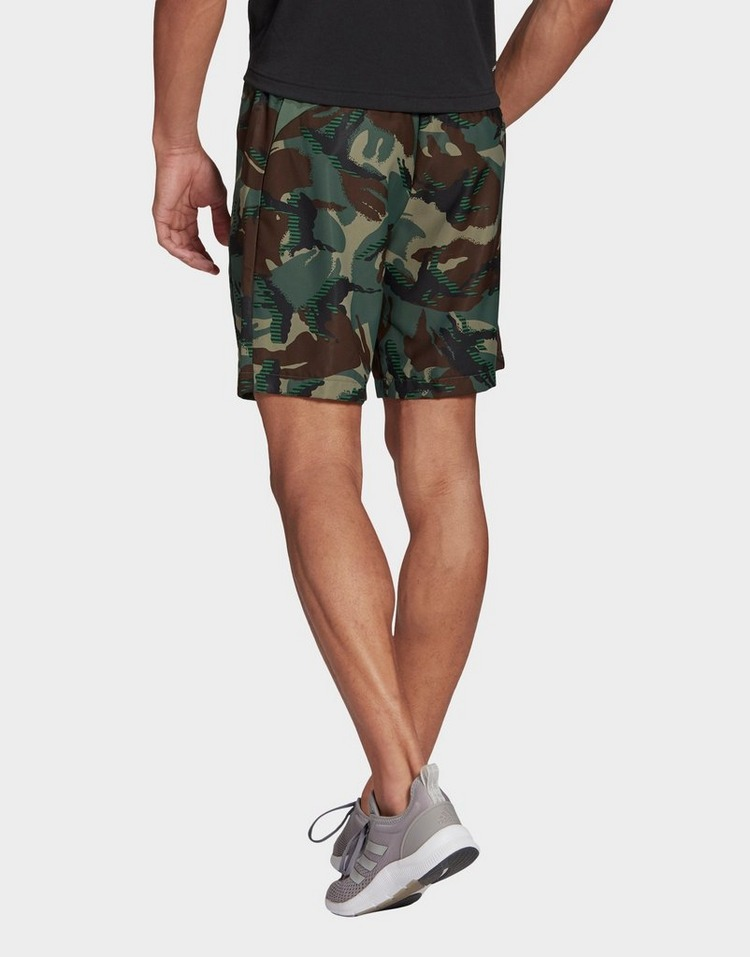 adidas Short Designed To Move Camouflage