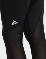 adidas Techfit Life Mid-Rise Badge Of Sport Long Leggings
