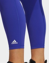 adidas Believe This Solid 7/8 Leggings (Plus Size)