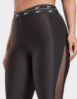 Reebok studio mesh leggings (plus size)