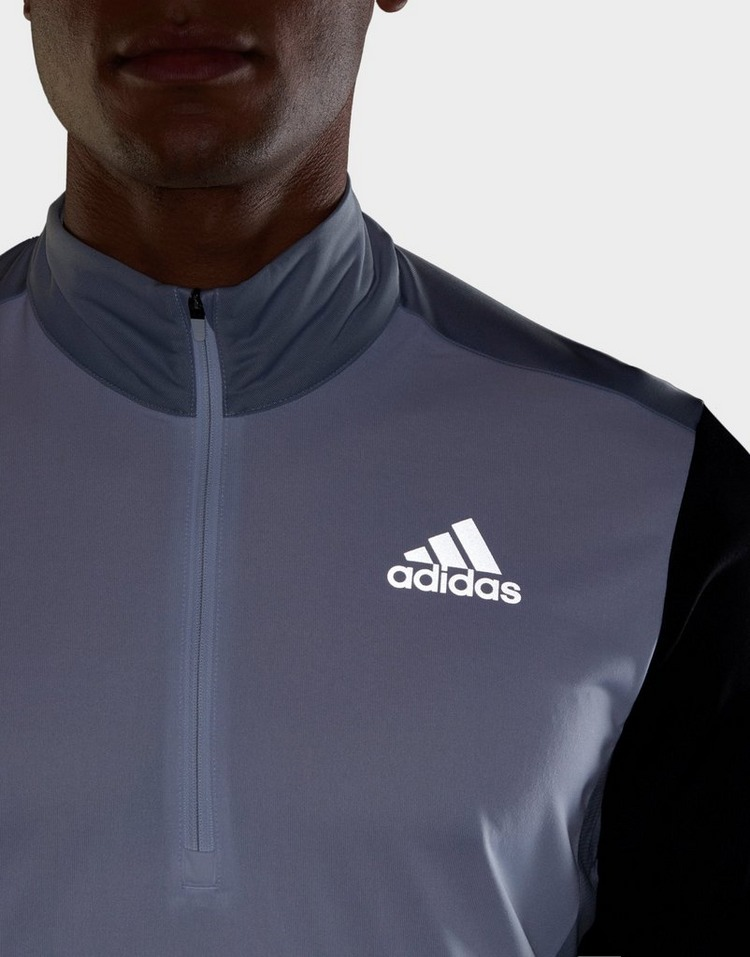 adidas Own The Run Running 1/2 Zip Sweatshirt