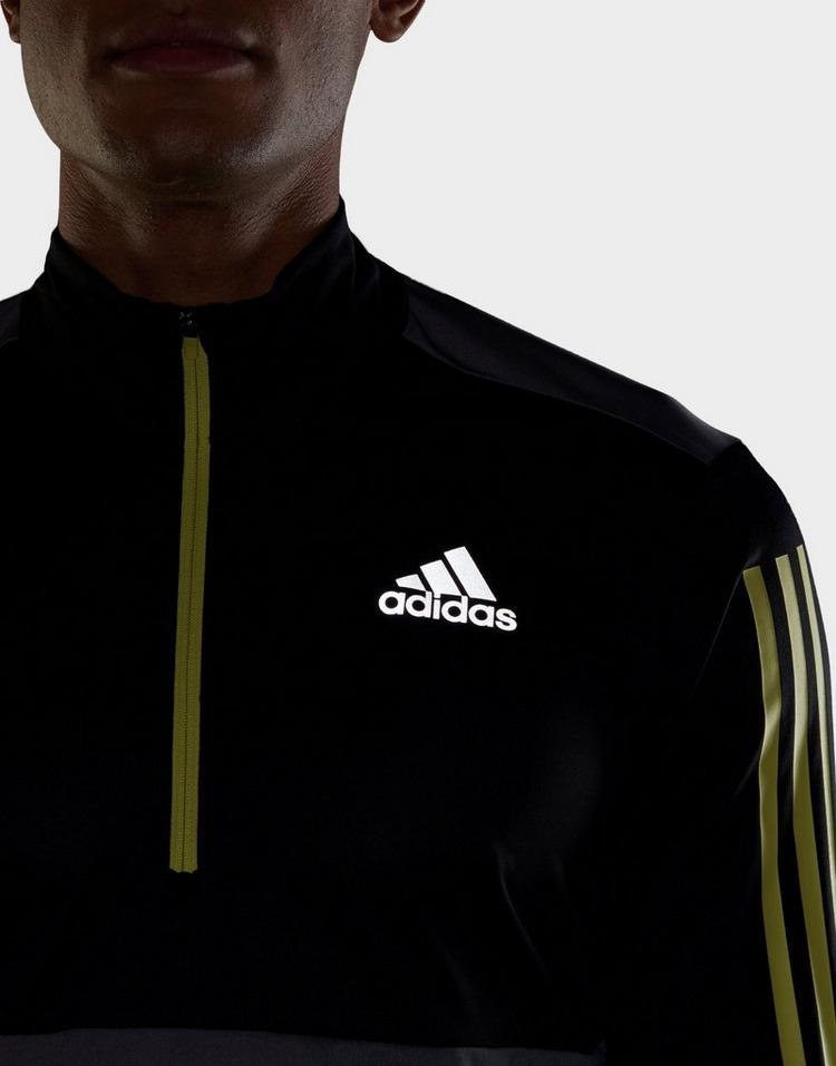 adidas Own The Run Running 1/2 Zip Sweatshirt