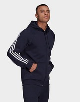 adidas Sportswear 3-Stripes Hooded Track Top