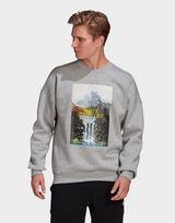 adidas Sportswear Mountain Graphic Sweatshirt