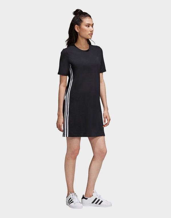 Acheter adidas Originals Robe t-shirt Adicolor 3D Trefoil