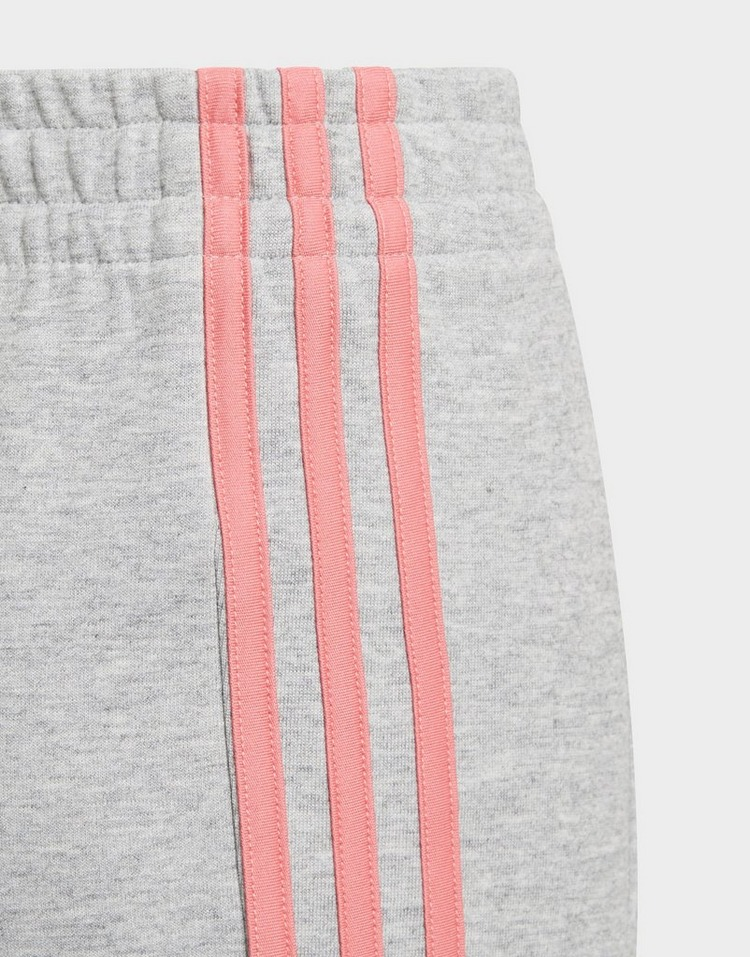 adidas 3-Stripes Tapered Leg Tracksuit Bottoms