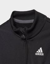 adidas Shiny Badge of Sport 3-Stripes Tracksuit