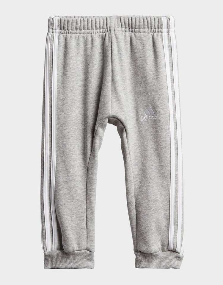adidas 3-Stripes Fleece Jogger Set