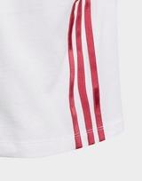 adidas Originals Graphic Print Crop T-Shirt