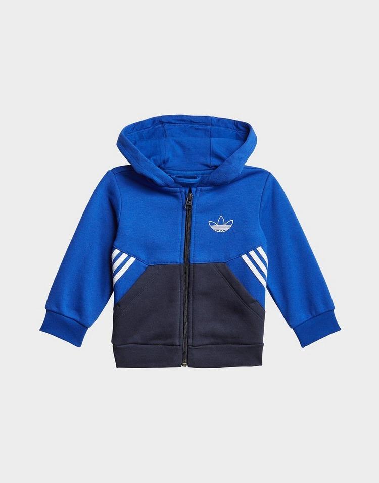 adidas Originals SPRT Collection Full-Zip Hoodie Set