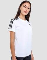 adidas Originals เสื้อยืดผู้หญิง 3 Stripes