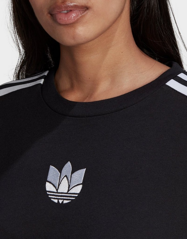 adidas Originals Adicolor 3D Trefoil Loose T-Shirt