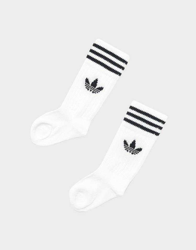 adidas Originals ถุงเท้าแพ็ค 3 คู่ Crew