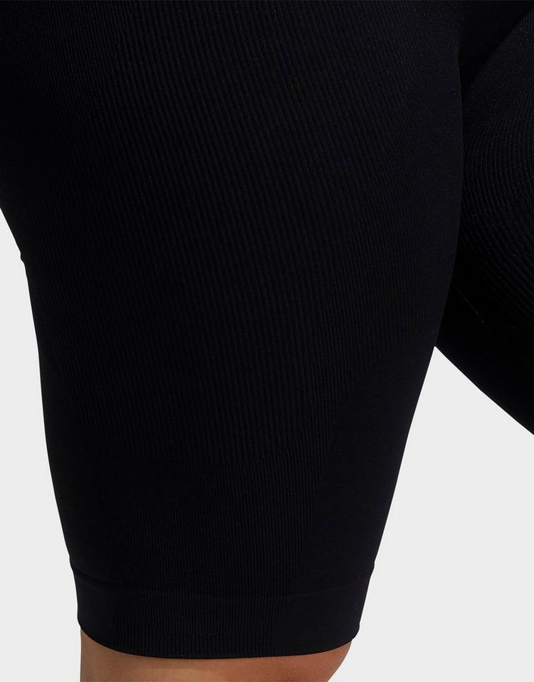 adidas Formotion Sculpt Biker Short Tights (Plus Size)