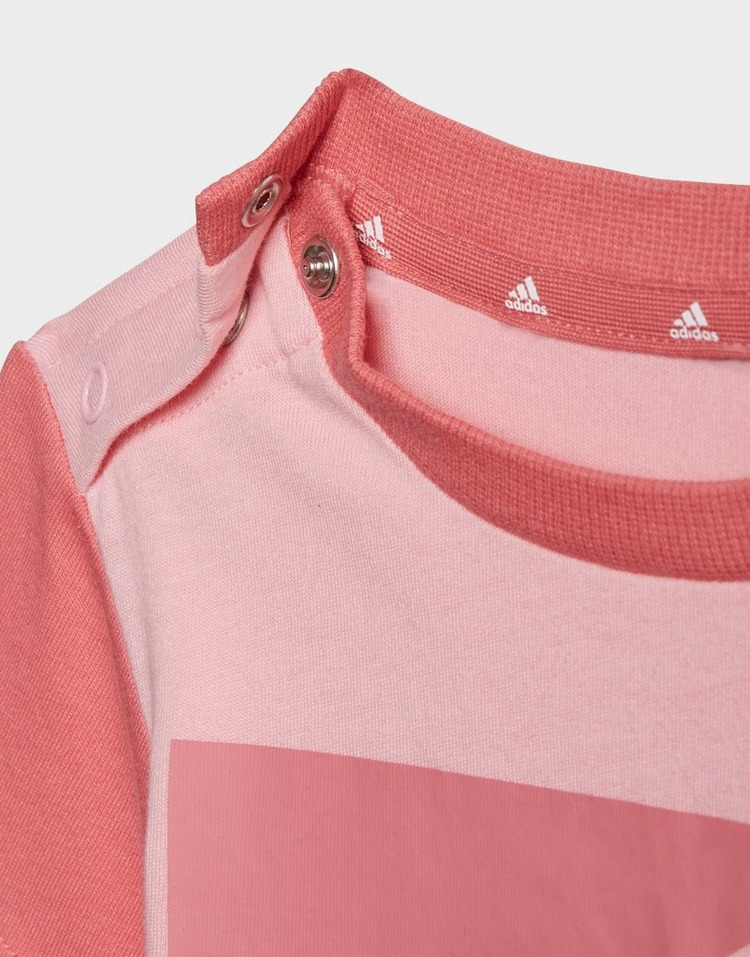 adidas Essentials Tee and Shorts Set
