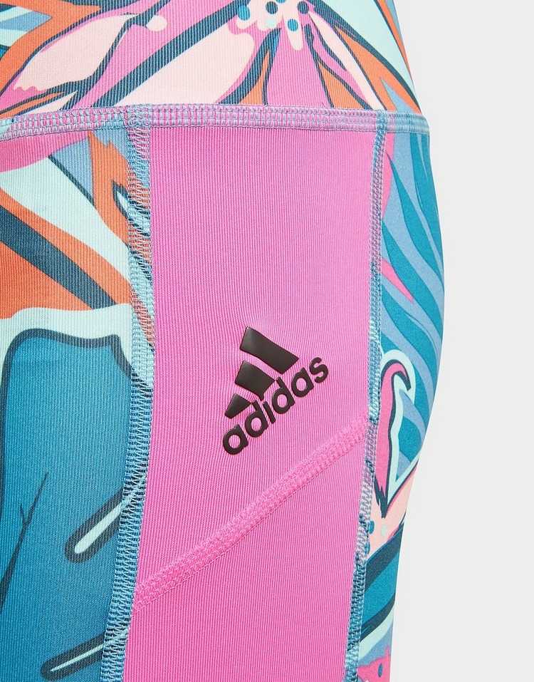 adidas AEROREADY Allover Print Leggings