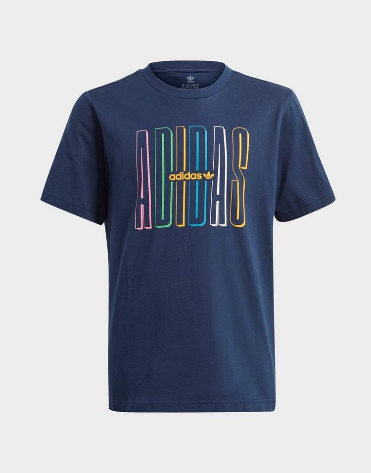 adidas Originals Graphic Logo Print T-Shirt