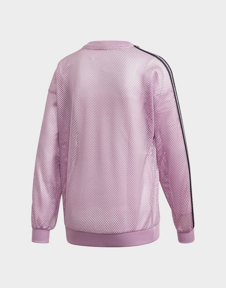 adidas Originals Mesh Crew Sweatshirt