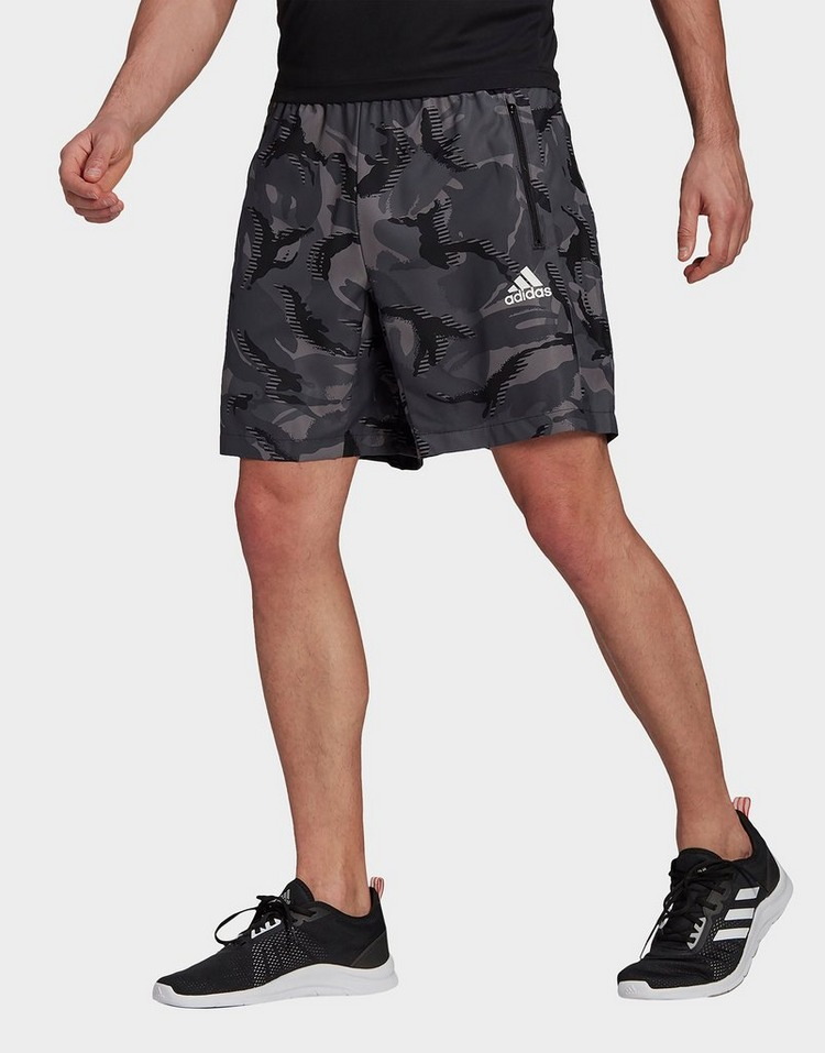 adidas Designed To Move Camouflage AEROREADY Shorts