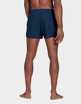 adidas Classic 3-Stripes Swim Shorts