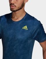 adidas Tennis Freelift Printed Primeblue T-Shirt