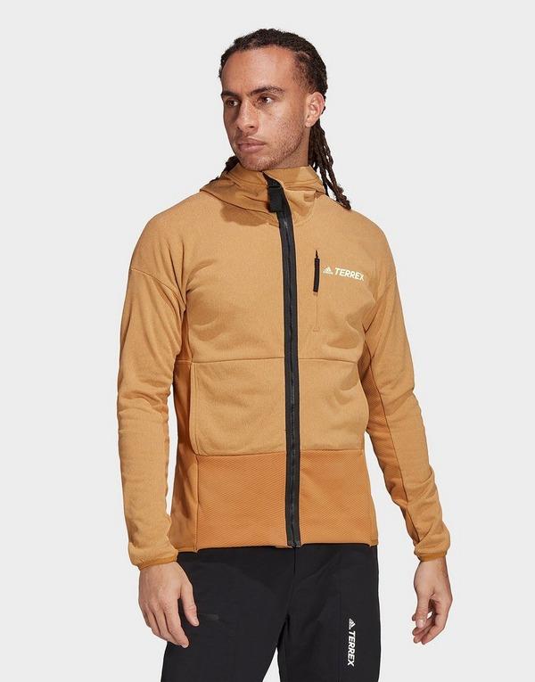 adidas Terrex Zupahike Hooded Fleece Jacket