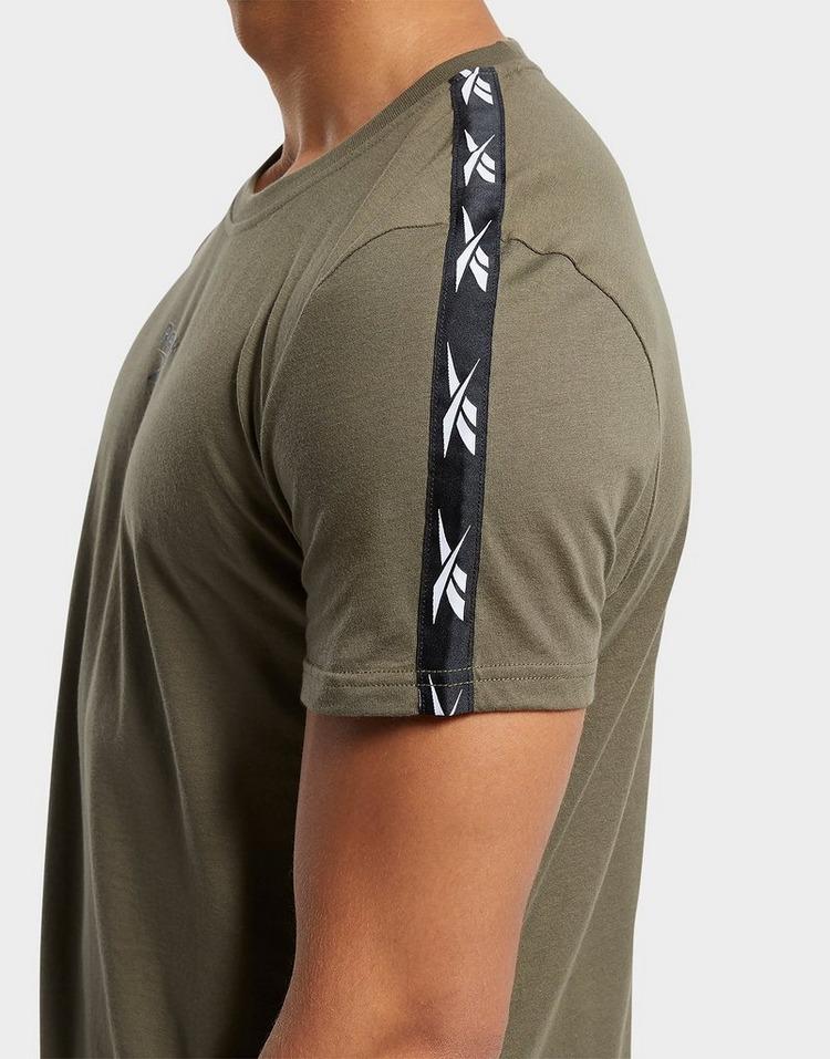 Reebok training essentials tape t-shirt