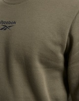 Reebok training essentials tape crew sweatshirt