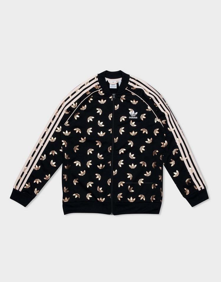 adidas Originals Gleaming All Over Print Jacket Junior's
