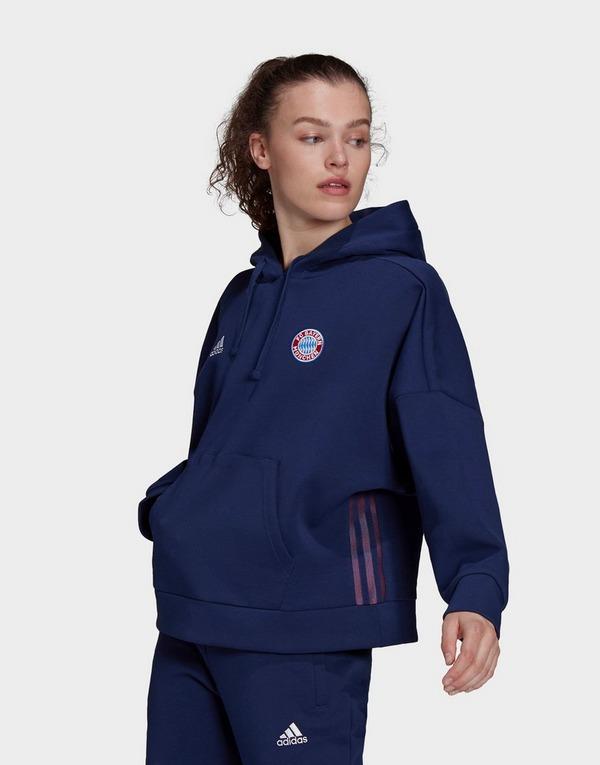 adidas FC Bayern Travel Hoodie